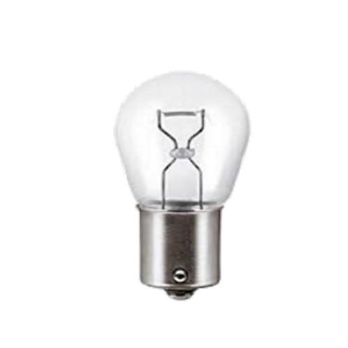Kugellampe BA15s 21 Watt 12 Volt, P21W weiß