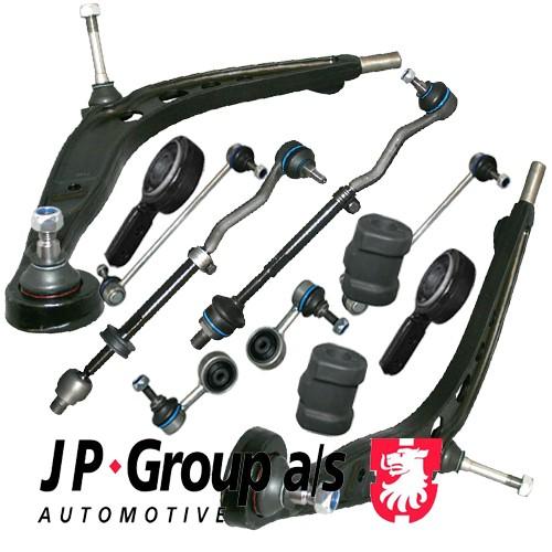JP HQ Front Kit Control Arm Suspension Wishbone 3 BMW E36 12 pieces