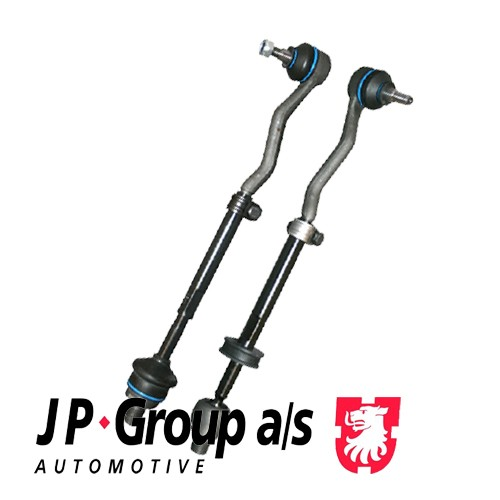 JP HQ Front Set Track Tie Rod Assembly 3 BMW E30 Saloon