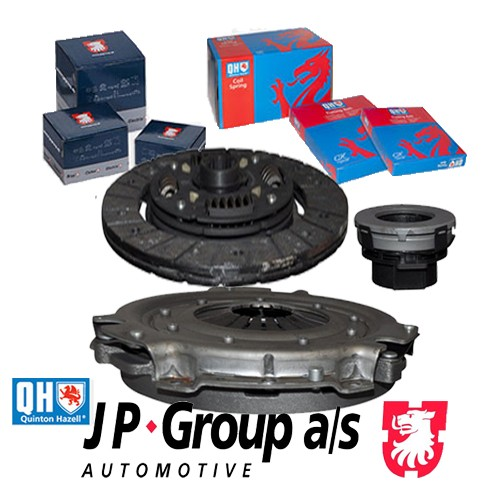JP HQ Clutch Kit 3 BMW E30 OE 21211223570